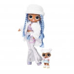 L.O.L. Surprise! O.M.G. Winter Disco Snowlicious & Snow Angel Sister